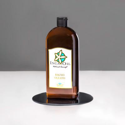 BAGNO OLEATO CORPO Шампунь-гель с витаминами и аргановым маслом
