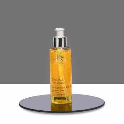 RICCIOLO COMPATTO Восстанавливающий флюид для волнистых волос