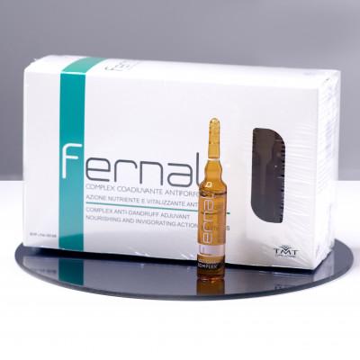 FERNAL COMPLEX Комплекс против перхоти и выпадения волос