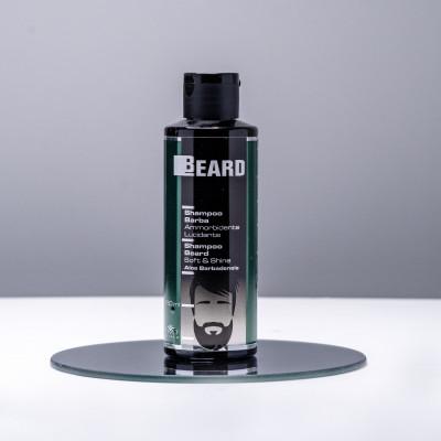 B.BEARD SHAMPOO Укрепляющий шампунь для бороды, тела и волос