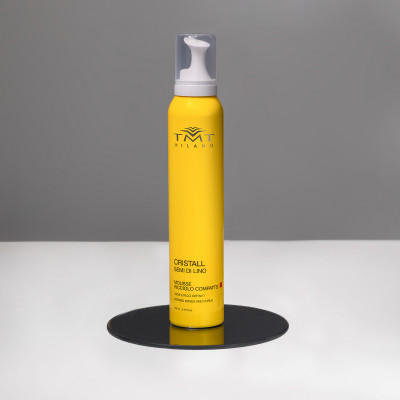 CRISTALL Мусс для поврежденных волос