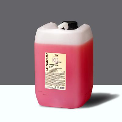 SHAMPOO NATURAL BASIC Шампунь основа для ежедневного использования 10 л
