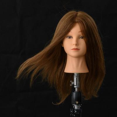 Манекен-голова женская  Pro Hair  PP3116R, 40 см