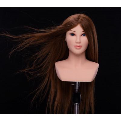Манекен-голова женская DE-STELLA OMC, 60-65 см