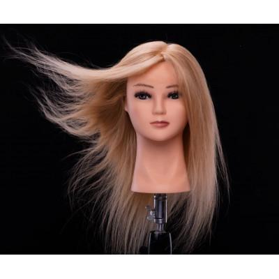 Манекен-голова женская МНК-11, 40 см