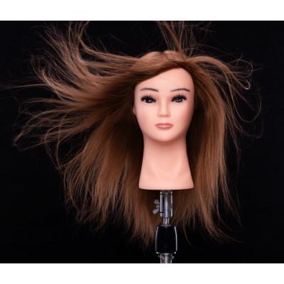 Манекен-голова женская МНК-50, 35 см