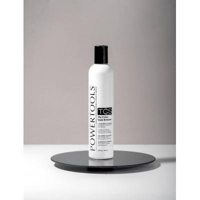 TCS - средство для удаления пятен краски с кожы головы